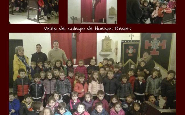 Visitas escolares al Santísimo Cristo de la Luz